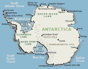 Just Received A Postcard From Antarctica Chemoton Vitorino - Antarctic research stations map