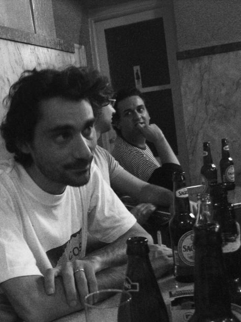 Vitorino Ramos at Bairro Alto taken by Joao Bracourt (9/2003)