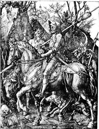 Knight-Death-and-the-Devil-Albrecht-Duerer