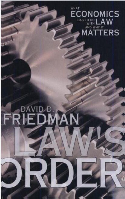 Friedman's Law's Order book
