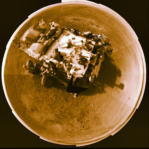 curiosity rover research paper